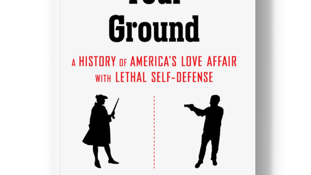Stand Your Ground:A History of America's Love Affair With Lethal Self-Defense.
