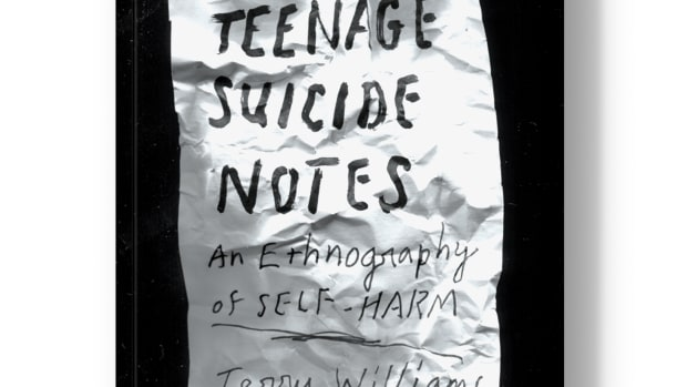 Teenage Suicide Notes: An Ethnography of Self-Harm.