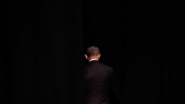 Former U.S. President Barack Obama.