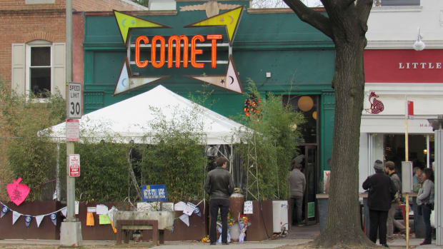 Comet Ping Pong, in Washington, D.C.