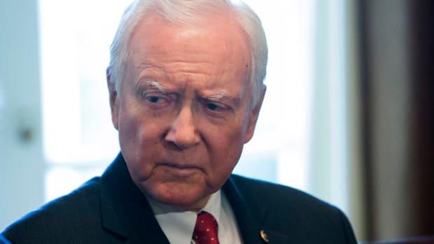 Senator Orrin Hatch.
