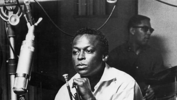 Miles Davis, circa 1959.