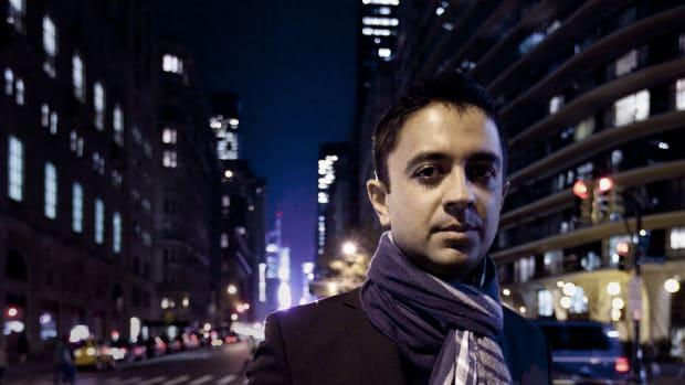 Musician and academic Vijay Iyer.