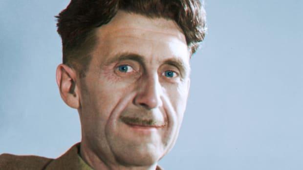 George Orwell, ca. 1940.