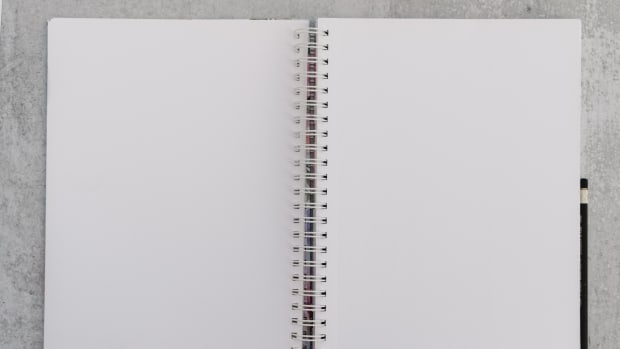Art sketching drawing pencil notebook