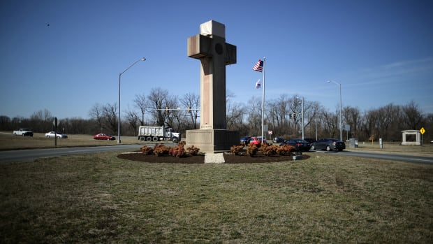 The Bladensburg Cross.