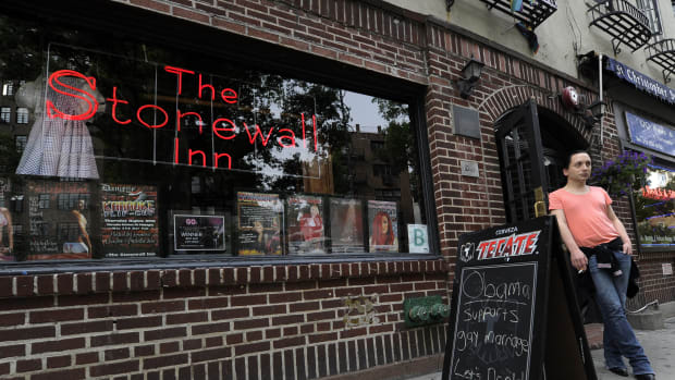 The Stonewall Inn in 2012.