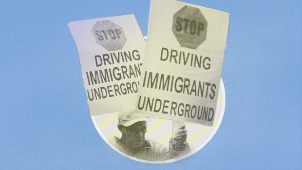 Immigrant Drivers