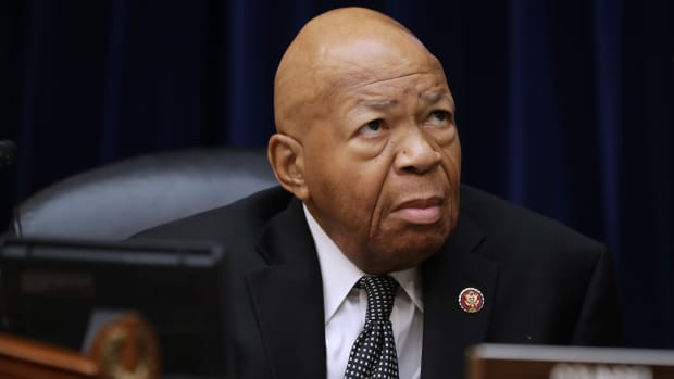 Maryland Congressman Elijah Cummings.