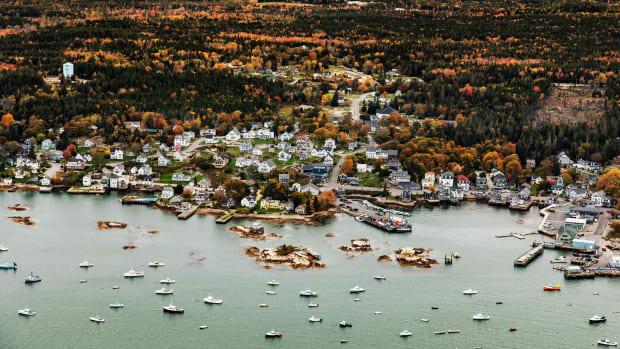 Stonington, Maine.