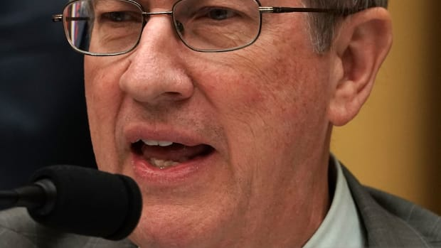 Committee Chairman U.S. Rep. Bob Goodlatte speaks during a hearing before the House Judiciary Committee on June 28th, 2018, on Capitol Hill in Washington, D.C.