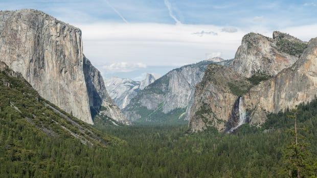 Yosemite Valley, Yosemite National Park, in California, United States.