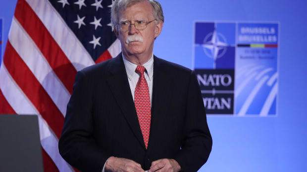 U.S. National Security Adviser John Bolton.