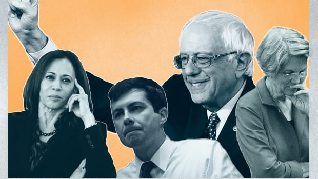 Candidates Felon Voting