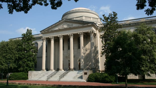 The Louis Round Wilson Library at the University of North Carolina–Chapel Hill.