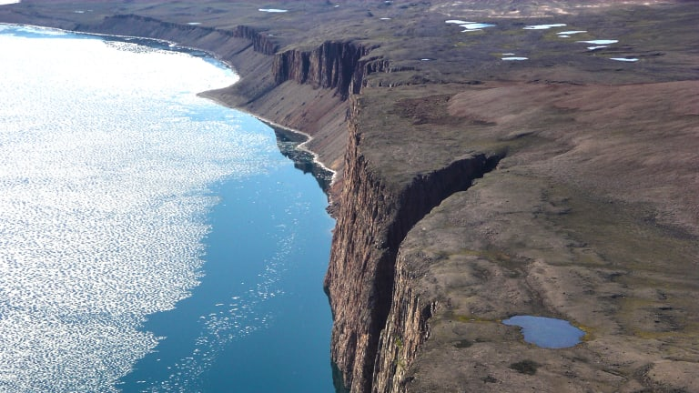 Tweets From a Changing Arctic