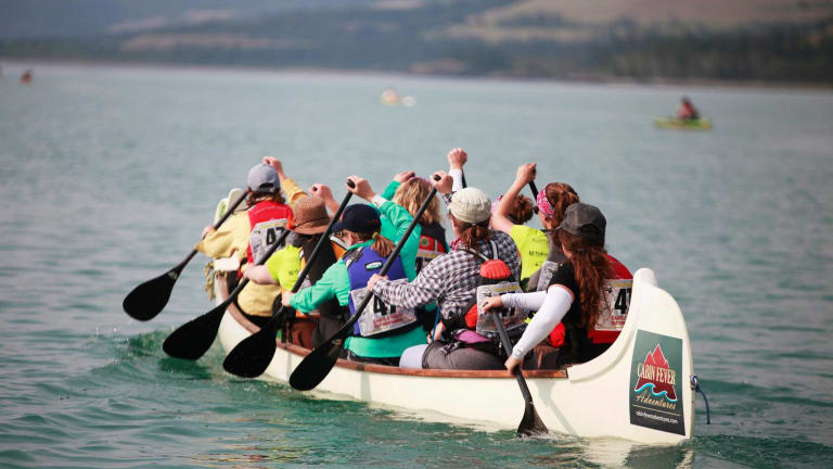 The Spell of the Yukon River Quest