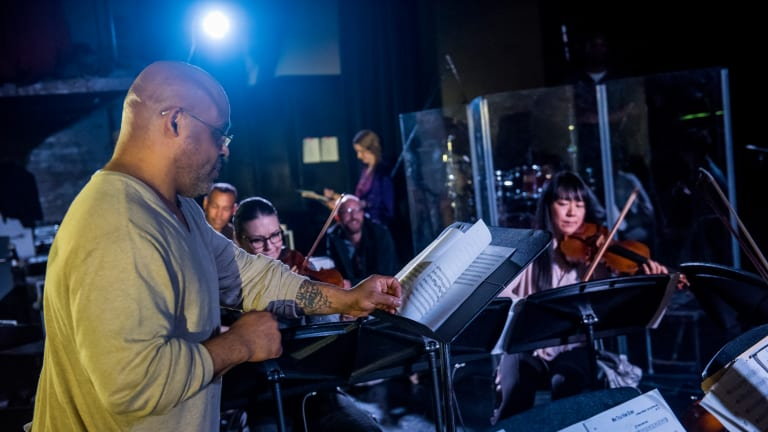 'I Can Be Free Again': How Music Brings Healing at Sing Sing