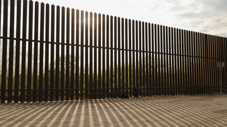 With Family Plots and Migratory Hubs in Its Crosshairs, the Border Wall Looms Large in Texas