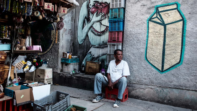 The Radical Street Art of Havana's Youth