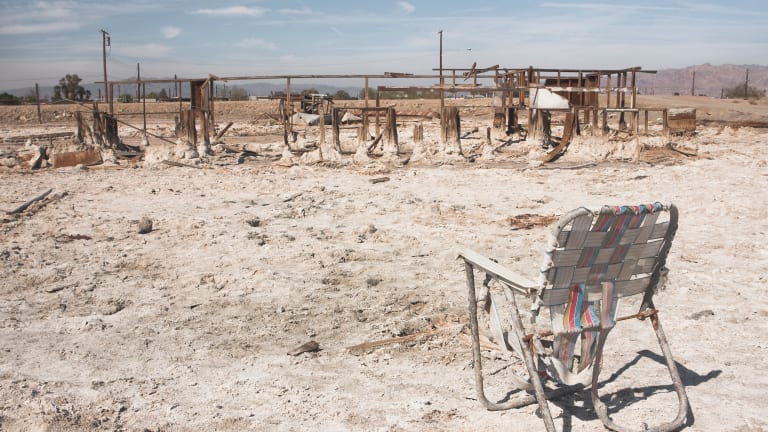 The Many Places and Faces of the Salton Sea
