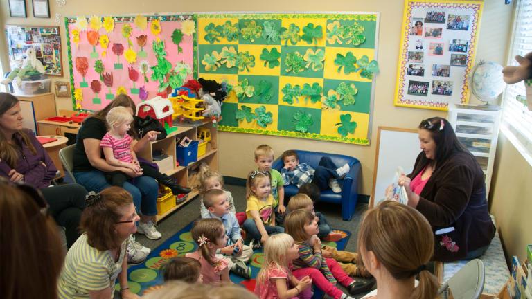 Prozac Preschool