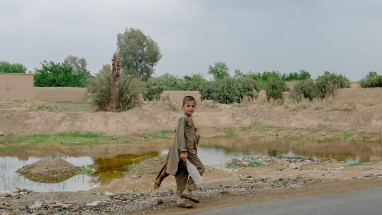 Back to the Long War: Helmand Province Eight Years Later