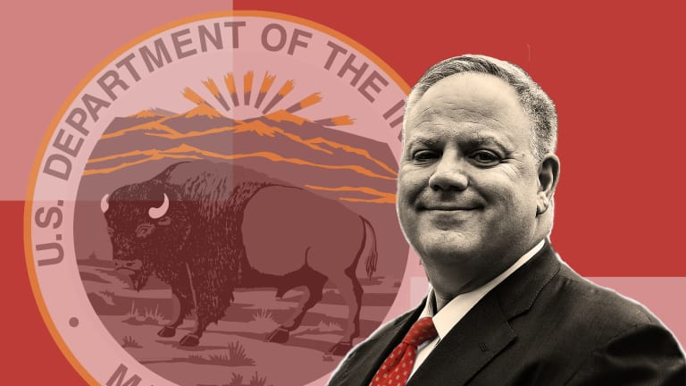 Even Without Zinke, It's Business-as-Usual at the Department of the Interior