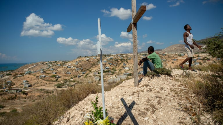 Beside a Vast Graveyard, a New City Rises in Haiti