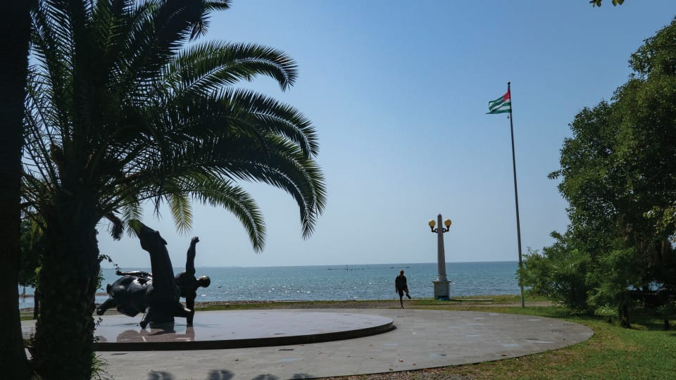 Welcome to the Almost-Country of Abkhazia