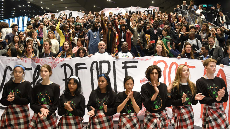 At COP24, Will Climate Action Include Basic Protections for Human Rights?