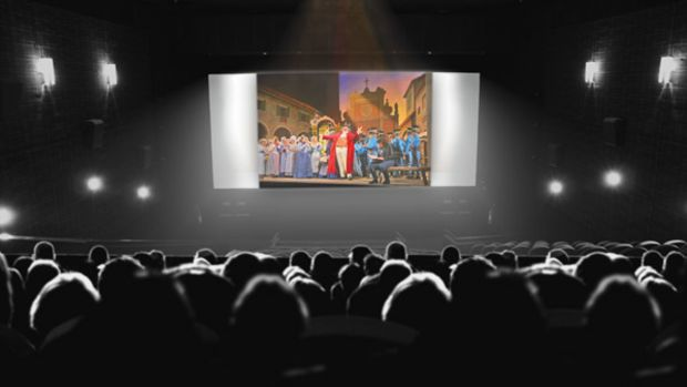 Opera Simulcast San Luis Obispo