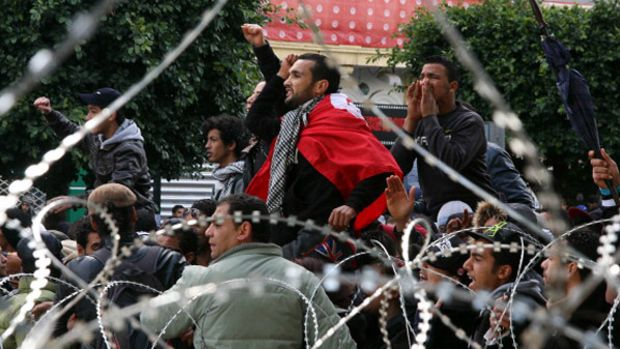 TUNISIA-POLITICS-UNREST-OPPOSITION