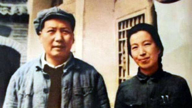 mao-wife