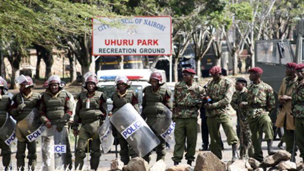 kenya-violence