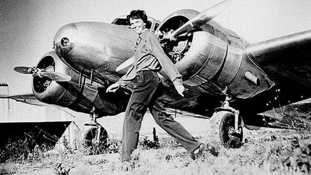 earhart-plane