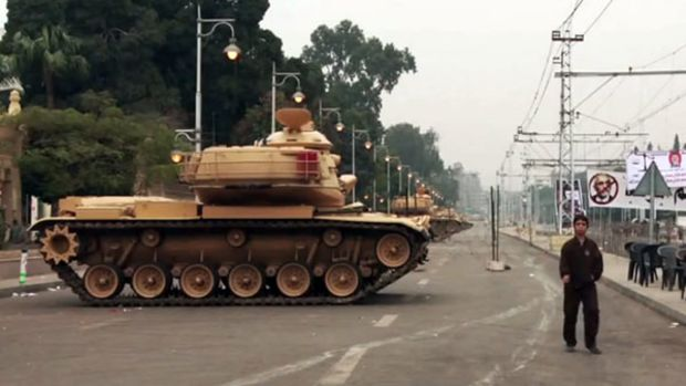 egypt-tanks
