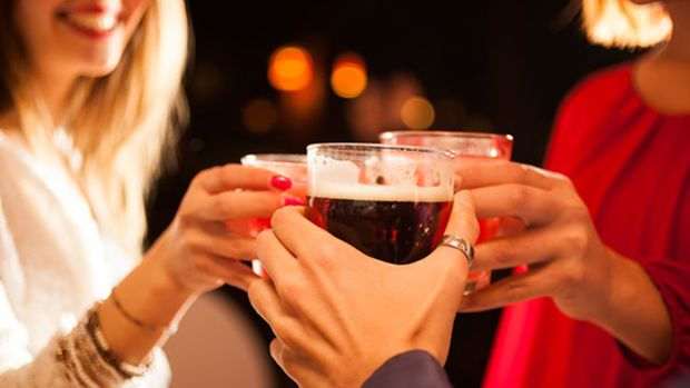 drinking-ring