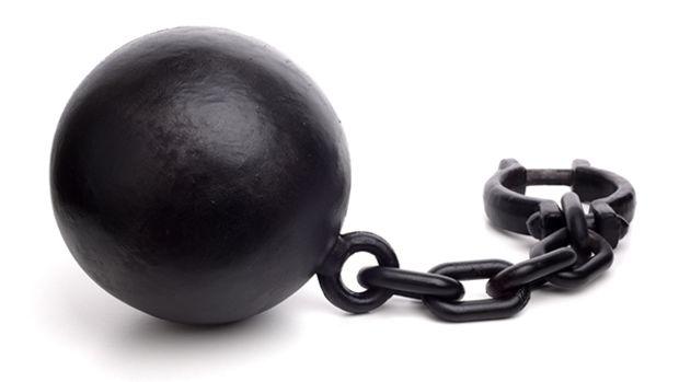 slavery-concept