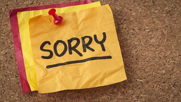 sorry-apology