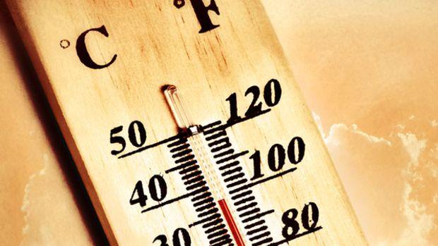 temperature-hot
