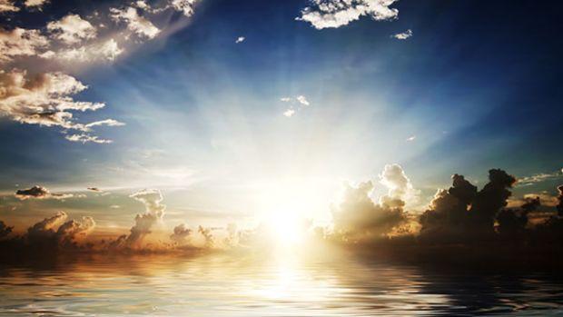 sun-reflection