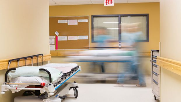 hospital-gurney