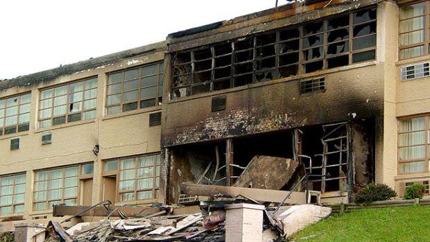 arson-motel