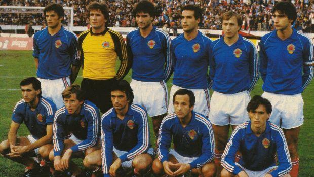 Yugoslavia-1982