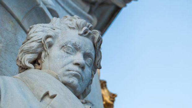 beethoven-statue