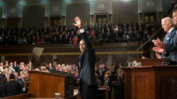 President Barack Obama's State of the Union speech