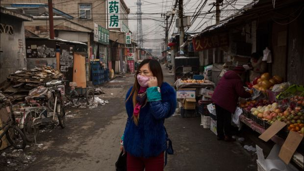 chinese coal pollution cop21