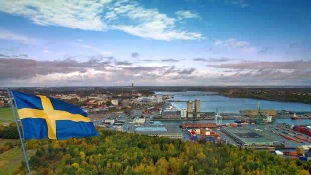 stockholm royal seaport cop21
