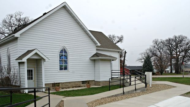 Oak Grove Christian Church Iowa